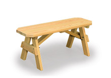 WV 600 Extra Wide Bench