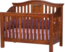 ABC CR107RP Raised Panel Gabrielle Crib