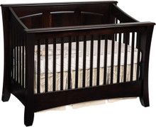 JR Carlisle Panel Crib (Convertible)