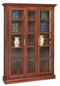GO-3310 Double Door Deluxe Bookcase