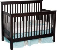 JR Economy Slat Crib (Convertible)