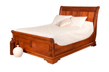 BF Heirloom Sleigh Queen Bed