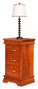 BF Heirloom Sleigh Small Nightstand