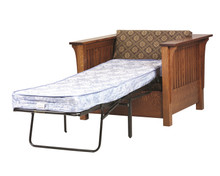 QF 1800CB Mission Chair Bed
