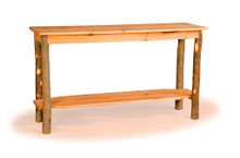 BRG Rustic Sofa Table