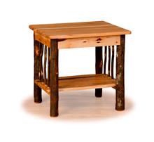 BRG Rustic End Table