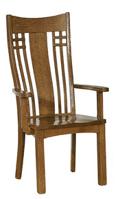 Liberty Mission Arm Chair