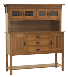 Liberty Mission Sideboard w/Top