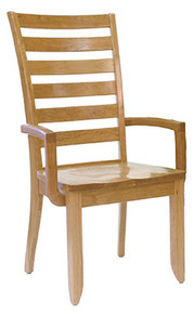 Shaker Ladderback Arm Chair
