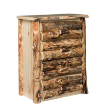 Colorado Aspen  4-Drawer Chest