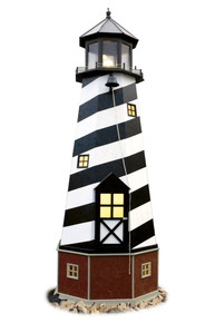 17' Hatteras Style Lighthouse