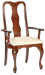 Queen Anne Arm Chair #2