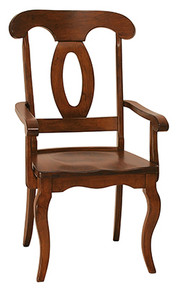 Valley French Arm Chair