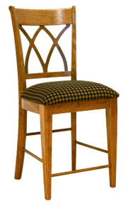 Crossback Counter Chairs