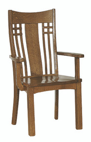 Liberty Mission Arm Chair-Small Version