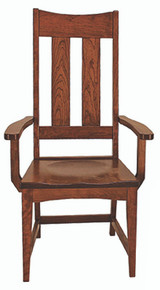 Mission Arm Chair 2