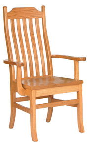 Mission Arm Chair 5