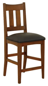 Mission Bar Chair 2