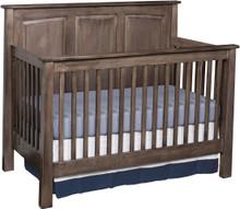 JR Shaker Panel Crib (Convertible)