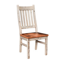Barnwood Farmhouse Side Chair