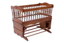 Gliding Baby Cradle