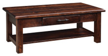 BF-2248-DS Barn Floor Coffee Table
