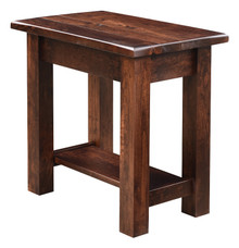 BF-1624-S Barn Floor Chairside Table