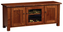 AO-6025 Barn Floor TV Stand