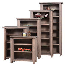 AO-36XX Barn Floor Bookcases