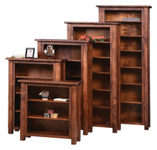 AO-36XX Hand Hewn Bookcases