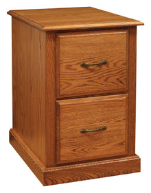AO-142 Traditional File Cabinet