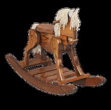 MIL10-1 Rocking Horse