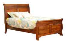 MHF Eminence Sleigh Bed (High FB)