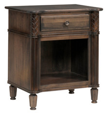 MHF Eminence 1-Drawer Nightstand