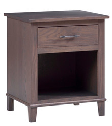 MHF Hamilton 1-Drawer Nightstand