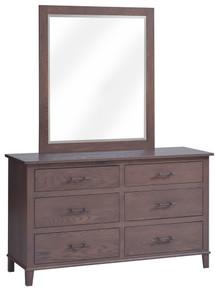 MHF Hamilton Dresser & Mirror