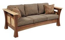 QF 8675S Shaker Gateway Sofa