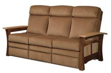 QF 8675SR Shaker Gateway Reclining Sofa