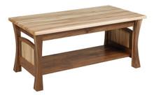 QF 8675CT Shaker Gateway Coffee Table