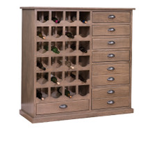 HW Medium Wine Cabinet