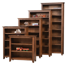AO-36 Modern Mission Bookcases