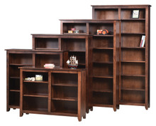 AO-48 Modern Mission Bookcases