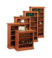 AO-36 Traditional Bookcases
