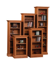 AO-24 Traditional Bookcases