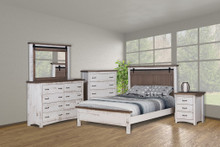 Sandusky 5-Piece Bedroom Set
