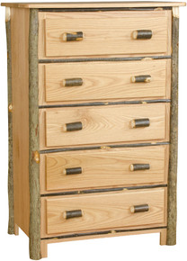 BRG Rustic 5-Drawer Chest