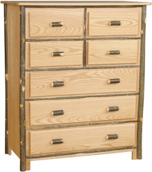 BRG Rustic 7-Drawer Dresser