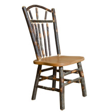 BRG Rustic Wagon Wheel Chair