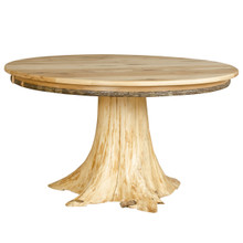 BRG Rustic Stump Table