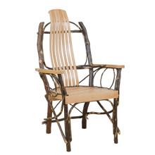 BRG Rustic Contour Chair